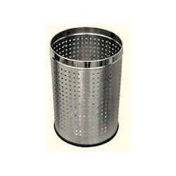 Open Square Paper Dustbin