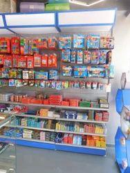 Supermarket Racks For Stationary