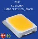 2835 SMD LED 6V 150mA