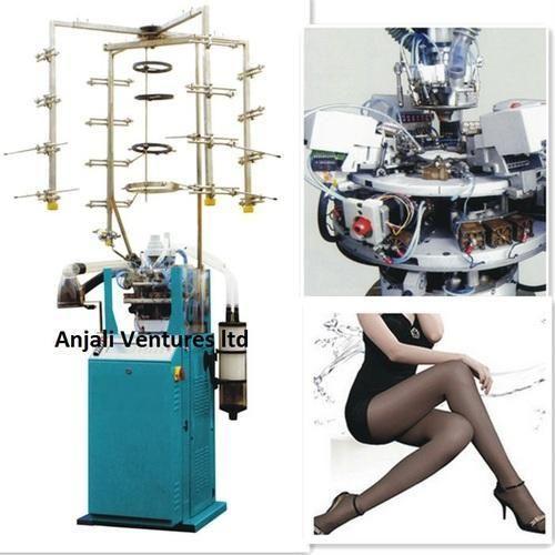 High Speed Seamless Leggings Machine
