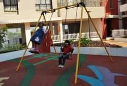 Children Garden Swing -  Playground Equipment