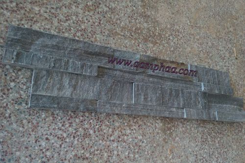 Elevation Stone Price : Stone wall elevation tile at rs square feet s