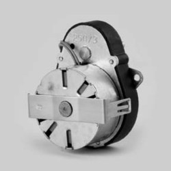 Geared AC Synchronous Motor