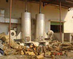 Wood Hot Air Generator