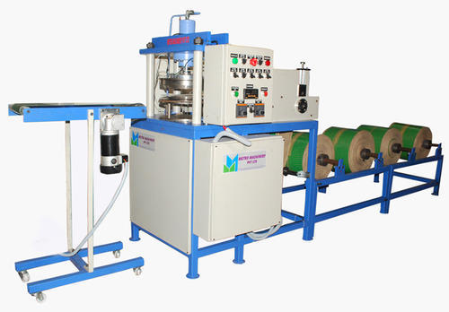 Fully Automatic Paper Plate Machine u0026 Semi-Automatic Hydraulic Double Paper Plate Machine Manufacturer from Chennai  sc 1 st  Metro Machinery Private Limited & Fully Automatic Paper Plate Machine u0026 Semi-Automatic Hydraulic ...