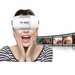 Kawachi VR Glasses Google Cardboard Virtual 3D Movie Games G