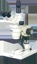 Magnus Zoom Stereo Trinocular Microscope, MSZ-TR