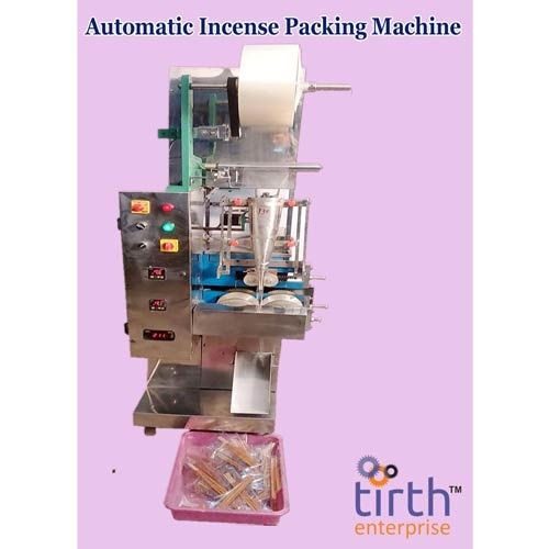 Automatic Incense Packing Machine