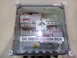 Array Solar Combiner Box