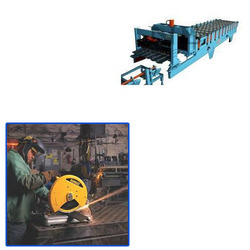 Roll Forming Machine for Metal Cutting