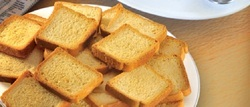 Flavors for Toast or Rusk