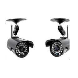 Cordless CCTV DVR Camera