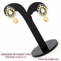 Fancy Victorian Earrings