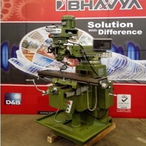 Vertical Turret Milling Machine - M1tr