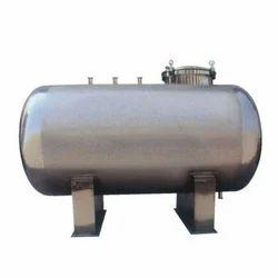 Customized SS Storage Tanks