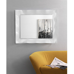Dune Bianco Extrachiaro Bathroom Mirror