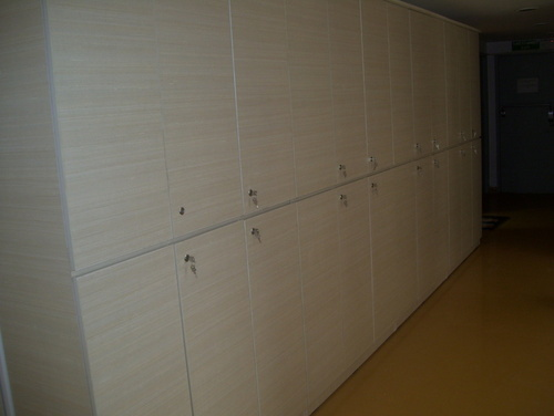 Full Height Office Storage System