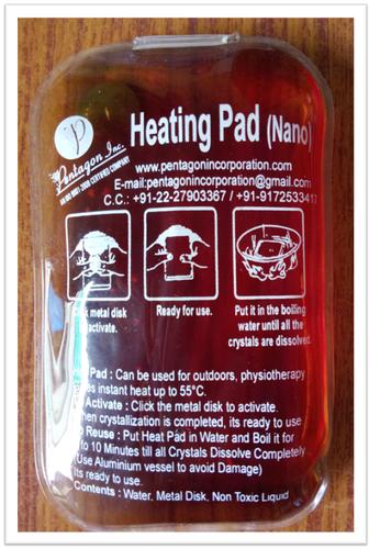 Reusable Magic Gel Heating Pad Hand Warmer Manufacturer From Navi Mumbai