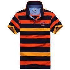 Cotton Polo T Shirt