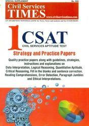 CSAT Strategy And Practice Papers Vol-1