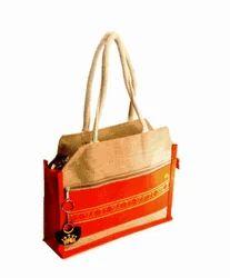 Yellow Promotional Bag
