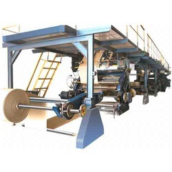 Corrugating Plant