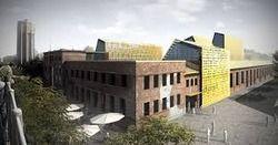 Industrial Architecture Designing
