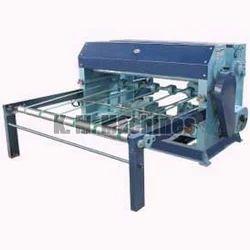 Semi Automatic Sheet Cutting Machine