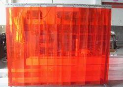 Flexible PVC Strip Curtain