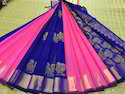 Partly Pallu Saree