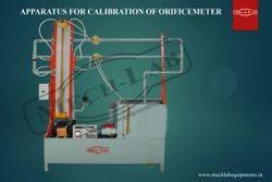 Orifice Meters Calibration