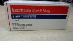 Mercaptopurine 6mp 50 Mg