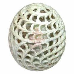 Soap Stone Round Egg