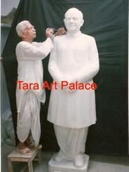 White Marble Human Statue Sculpture Making Service
