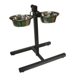 Adjustable Pet Bowl Set