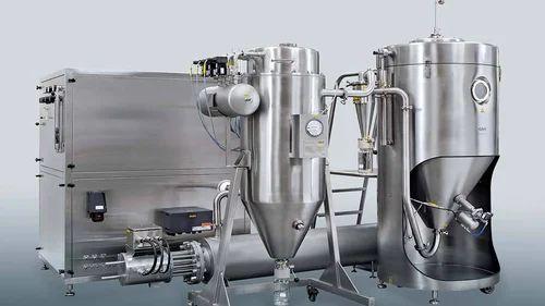 Nozzle Atomizer Type Spray Dryers