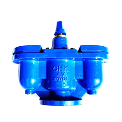 Cast Iron Double Action Air Valve