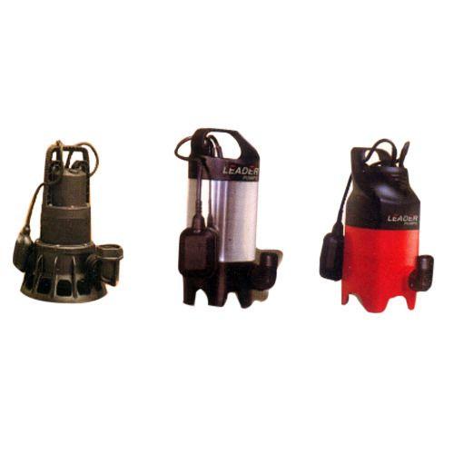 læder pumps