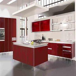 Kitchen Cabinet Designing Service