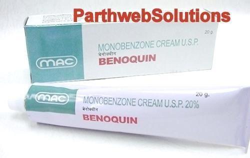 Benoquin Cream (Monobenzone Cream)
