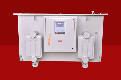 1000 Kva Oil Cooled Servo Stabilizer