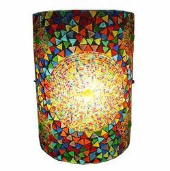 Multi Mosaic Wall Lamp
