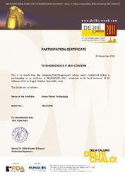 Participation In International Exhibition