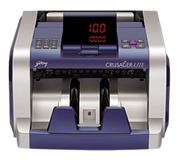 Currency Counting Machine-Godrej Crusader Lite