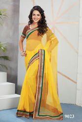 Part Wear Designer Stylish Saree