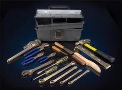 Ampco Non Sparking M-49 16 pcs Tool Kit