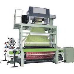 Textile Industry Label Weaving Loom