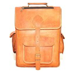Junkyard Leather Bag- Bose