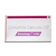 Zonisep - 100mg Tablet