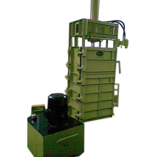 Hydraulic Paper Baling Machines